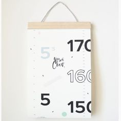GROWTH CHART – Ivy Cabin