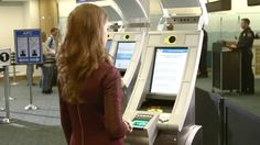 Automated Passport Control Kiosks at MCO