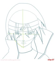 12 Best How To Draw Itachi Images Learn Drawing Learn How To Draw