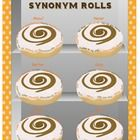 FREE - Use this synonym roll resource to help your kids with writing skills and introduce synonyms. This set has 34 Dolch sight words for third grade with...
