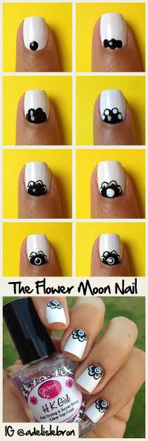 The Flower Moon Nail From Nail It! Magazine