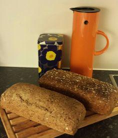 My homemade delicious bread