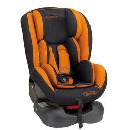 La silla de coche Bora, de Bebé Due.