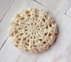 Beret/ The beret for the doll/ knit doll beret/ by EvaiDolls