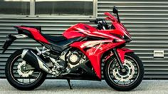 Honda CBR500R - The Best of Both Worlds