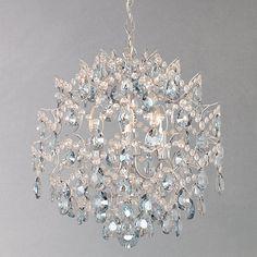 John lewis annabella chandelier 8 arm john lewis and chandeliers buy john lewis baroque crystal chandelier online at johnlewis mozeypictures Gallery