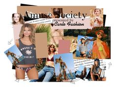 """Amuse Society[Sing and Sailing in hippies Summer] presented by Carlo Fashion"" by mochaicno ❤ liked on Polyvore featuring Amuse Society, Angelo, Alasdair and By Terry"