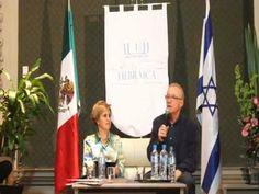 La infancia de David Grossman, el Holocausto y su vida en Israel, con Universidad Hebraica en la Comunidad Sefaradí - Videos - Diario Judío ...