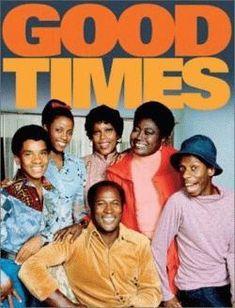 Good Times. 1970s t.v. show Zippertravel.com Digital Edition