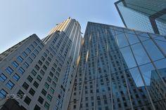 skyscraper - skyscraper in new york city New York City, Skyscraper, Multi Story Building, Nyc, Skyscrapers, New York