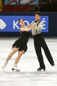 Tessa VIRTUE , Scott MOIR CAN Short