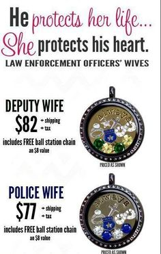 Law Enforcement Living Lockets.  Want it?  Contact me.  Ashley Pfeffer #41073 http://nestledwithlove.origamiowl.com/ or contact me via my website https://nestledwithloveblog.com