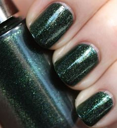 Urban Decay Zodiac Holiday  Top Ten Tuesday   The Best Glittery, Sparkly Nail Polishes of 2013