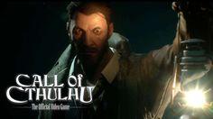 Call of Cthulhu, recién salido del E3 y con muy buena pinta.