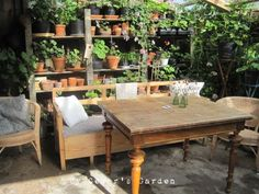 Paret Cesars bonna-orangeri. cesarstradgard.blogspot.se