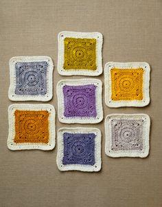 purl soho | products | item | rainbow blanket kits (purl soho)