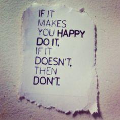 my philosophy on life...