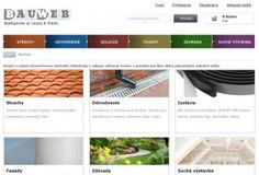 bauweb.sk Graphic Design, Visual Communication