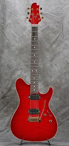 Sugi Guitars DS496