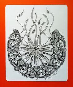 Didisch Zentangle