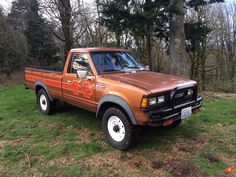 Small Pickup Trucks, Compact Pickup Trucks, Vintage Pickup Trucks, Hot Rod Trucks, Vintage Cars, Nissan Pickup Truck, Nissan Trucks, Toyota Trucks, Chevy Trucks