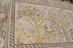 Mosaic from Heraclea, Bitola Republic Of Macedonia, Greek History, Pompeii, Ancient Rome, Byzantine, Mosaic Art, Art And Architecture, Romans, Mythology