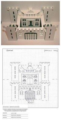 3D Castle printable