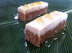 maple cream maca bars