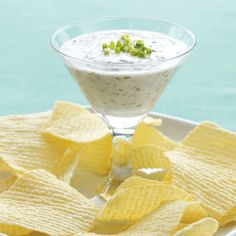 Learn how to make Garlic and Herb Yogurt Dip. MyRecipes has 70,000+ tested recipes and videos to help you be a better cook