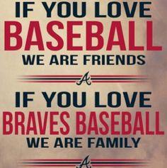 My Braves!! <3