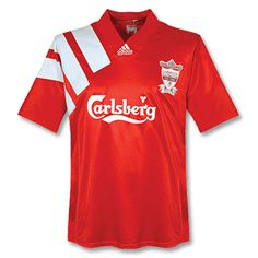Liverpool Home Centenary Shirt - Used Liverpool Fc Kit, Liverpool Football Club, Vintage Jerseys, Vintage Football, Premier League Teams, Adidas Football, Football Jerseys, This Is Anfield, Classic Football Shirts