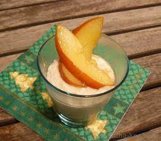 Apfelcréme auf beschwipsten Keksen - Katha-kocht!