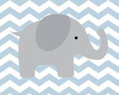 Image result for baby elephant images blue
