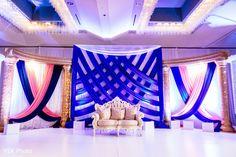 reception background drapery