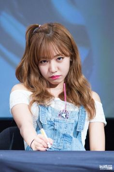 Kim NamJoo. Sexiness in the eyes.