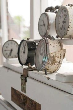 Vintage Alarm Clock Copper Pinterest Vintage Alarm