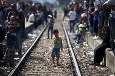 La conmoción generalizada sobre los refugiaos Sirios que tratan de llegar a  Europa huyendo de la guerra es horrible...