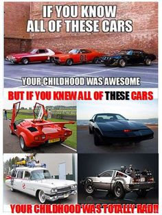 I know all in all the photos I had an awesome rad childhood Truck Memes, Car Jokes, Car Humor, Funny Car Quotes, Mechanic Humor, Cars Usa, Top Cars, American Muscle Cars, Fast And Furious