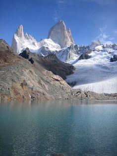 Patagonia, Argentina, Glacier