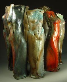 Dance of The Seven-Raku Vases Catherine Rehbein