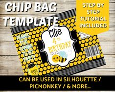 How To Make Chips, Cricut Cake, How To Make Potatoes, Silhouette Cameo, Silhouette Studio, Chip Bags, Candy Bar Wrappers, Make Design, Potato Chips