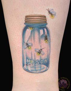 Rachel Gilbert, No Hope No Fear Tattoo