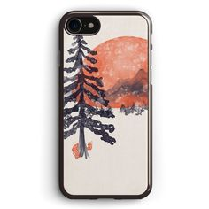 First Snow Apple iPhone 7 Case Cover ISVC120