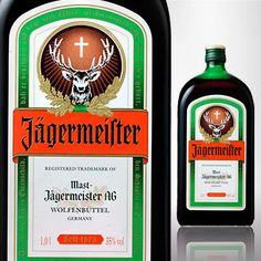 Jägermeister, which is a Kräuterlikör (herbal liqueur), is used in Germany as an after dinner digestive (usually one shot) unlike in America where it is consumed in rather large quantities in one sitting.