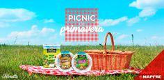 ¡Participa por tu pack 'Picnic en Primavera' de @MAPFRE_ES y @Florette_es!