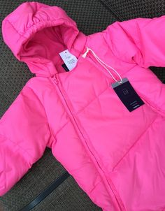 **SOLD on eBay** New Baby Gap Girls Warmest Convertible Bundler Snowsuit 0 3 Months mos $68 | eBay - Looking for a great deal for infant newborn clothes for your soon to be here little one?? Come visit my store for fun finds. Never know what treasure u will find. Always adding new inventory daily/weekly!!
