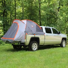 Rightline Gear Truck Tents (Compact Size Bed (6')), Orange
