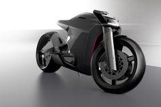A Form-follows-Evolution Bike! | Yanko Design