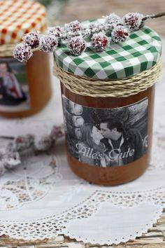 Winterliche Marmelade mit Zimt| Alternativen Gelierzucker