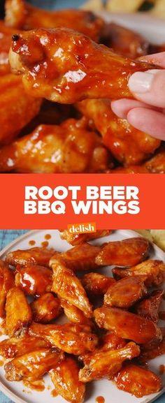 How to Pressure Cooker Chicken Wings Chicken Wing Sauces, Bbq Chicken Wings, Beer Chicken, Bbq Wings, Chicken Wing Recipes, Wings Food, Sesame Chicken, Mexican Chicken, Chicken Meals